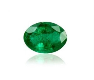 Émeraude Taille Ovale – 1.16 Cts