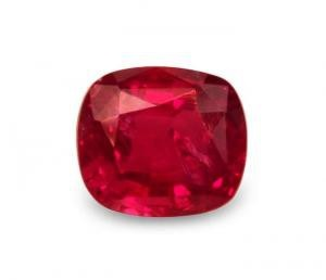 Rubis Taille Coussin – 1.04 Cts