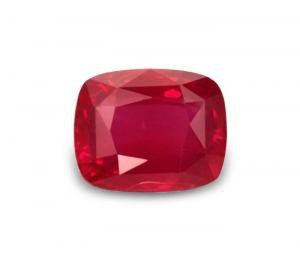 Ruby Cushion Cut – 1.89 Ct