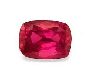 Ruby Cushion Cut – 3.01 Ct