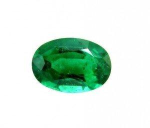 Smeraldo taglio ovale – 1,51 kt