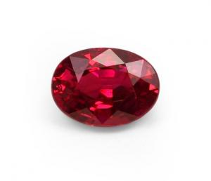 Ruby Oval Cut – 1.15 Ct