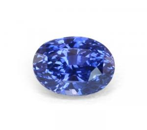 Saphir Taille Ovale – 3.46 Cts