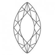 diamante di forma marquise
