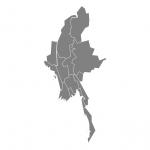 Map of Burma