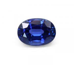 Sapphire Oval Cut – 1.37 Ct