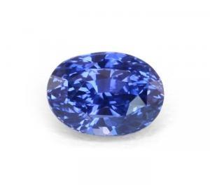 Sapphire Oval Cut – 3.46 Ct