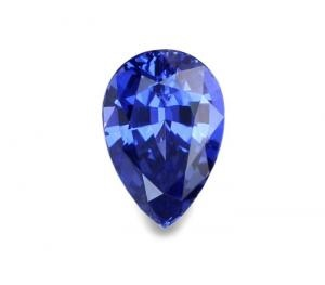 Sapphire Pear Cut – 2.52 Ct